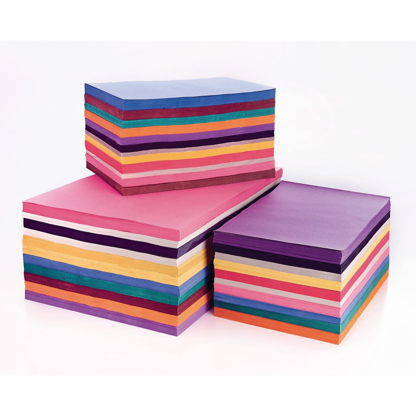 Sugar Paper Stack Pack A4/A3
