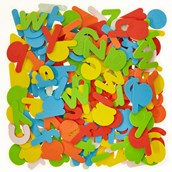 Self Adhesive Lowercase Foam Letters Pack of 380