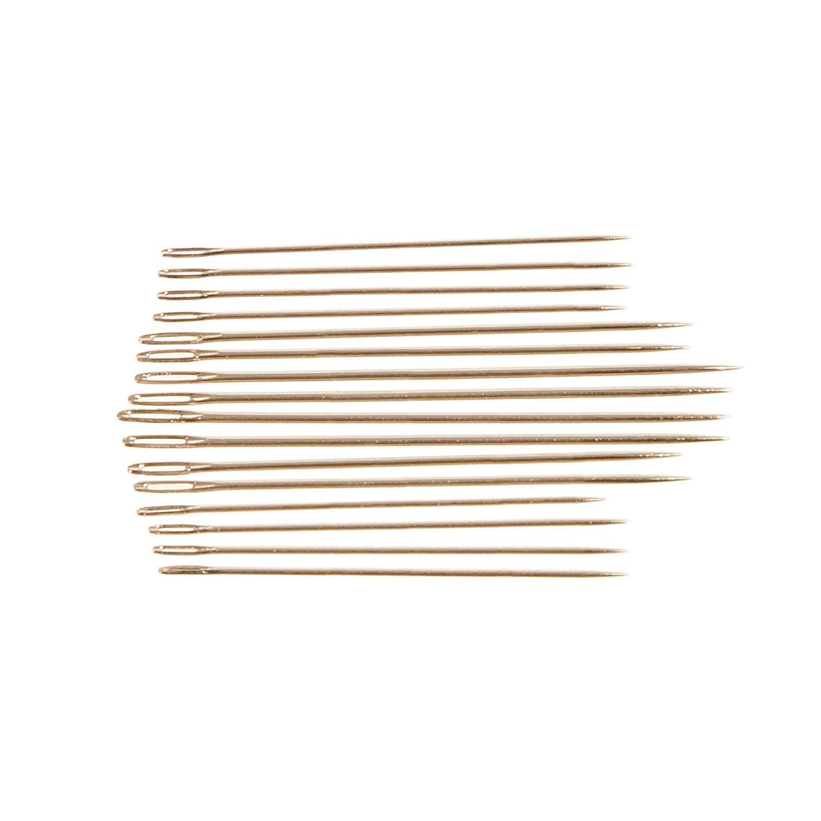 Embroidery Crewel Needles Sizes 3 to 9 - Pack of 5