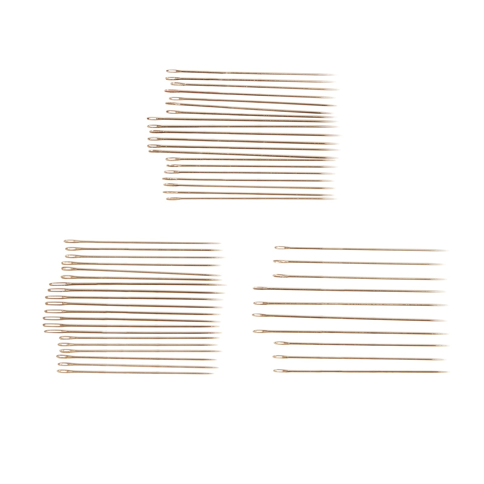 Hand Sewing Needles Pack of 5
