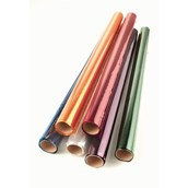 Cellophane Assorted Rolls  508 x 4500mm - Pack of 6