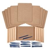 Modelling Utensils Pack Pack of 2