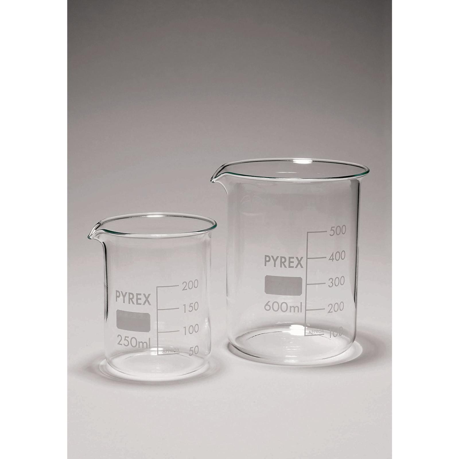 Pyrex® Glass Squat Form Beaker - 2000mL