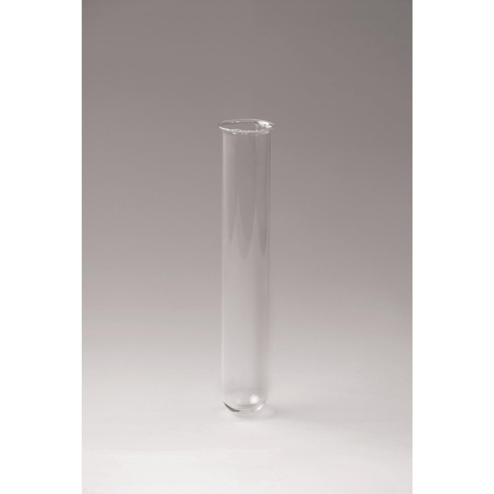 Economy Borosilicate Test Tubes with Rim - 150mm - 18mm