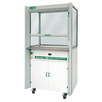 Airone 1000rs Mobile Fume Cupboard Philip Harris