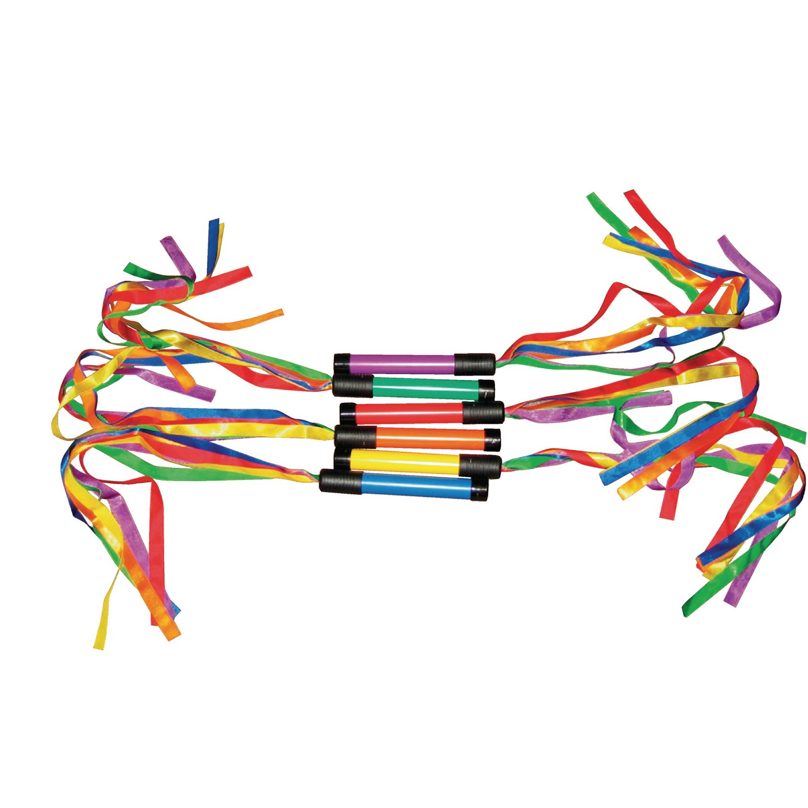 Ribbon wands pack of 6 davies sports for Ribbon wands