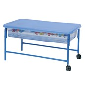 Sand and Water Play Tray - Clear