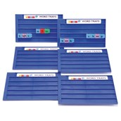 Phonix Word Trays Pack of 6