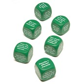 Retell a Story Cubes - Pack of 6