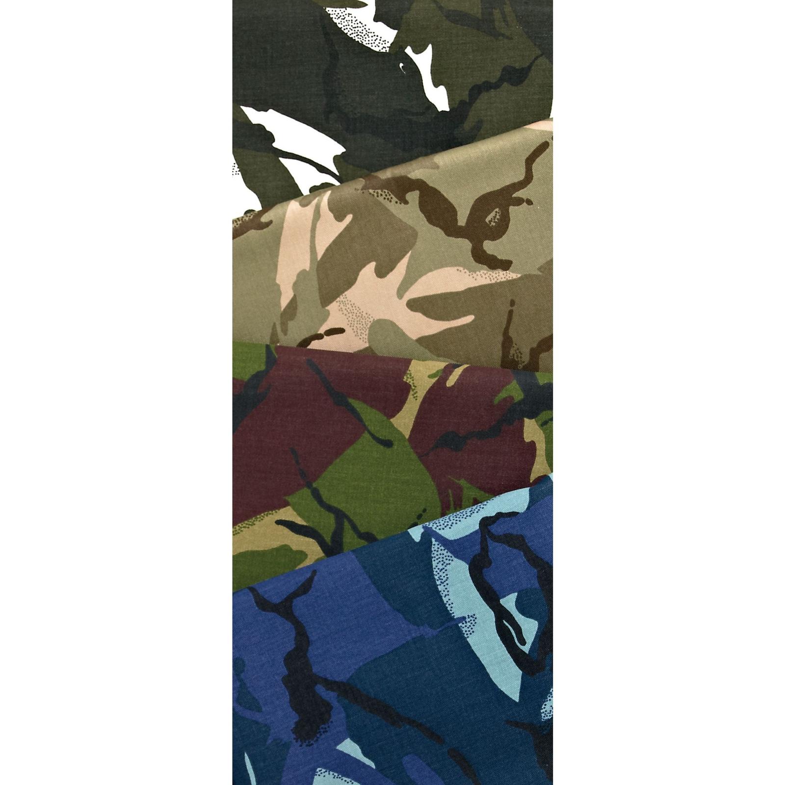 Camouflage Fabric - Urban