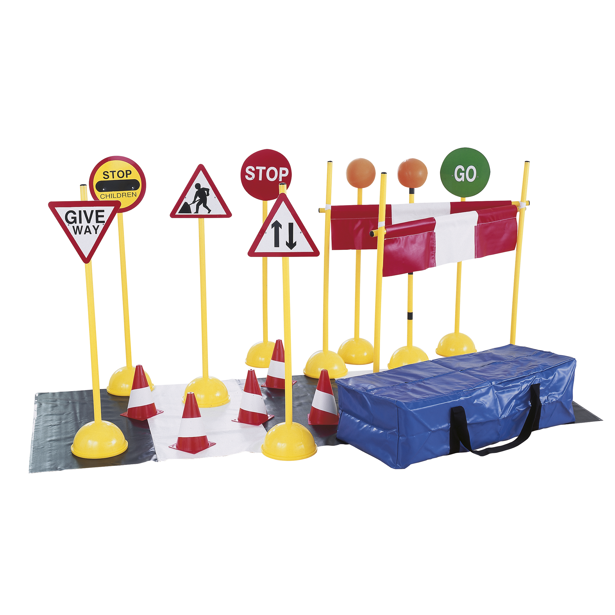 Road Safety Activity Set Pack Of 23 Gls Educational