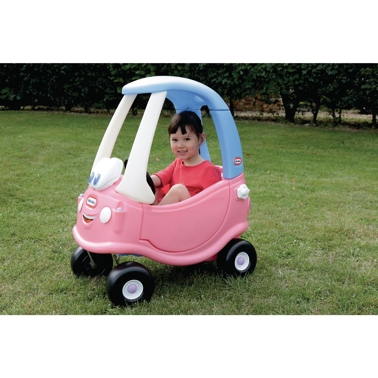 Little tikes pink cozy coupe hope education - Little tikes cozy coupe pink ...