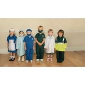 Medical Dressing Up Bundle - 3-5 Years - Pack of 6