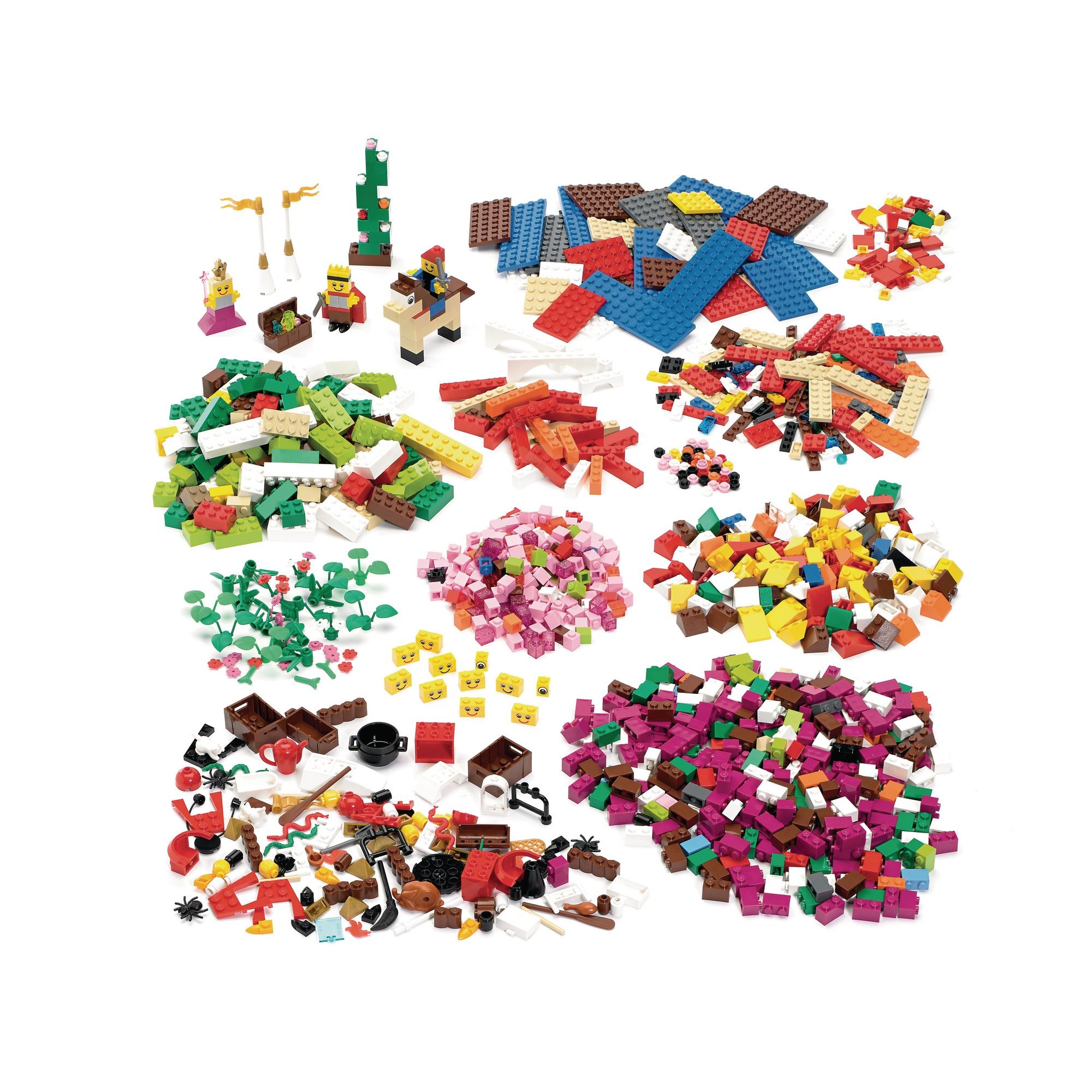 Lego Sceneries Set