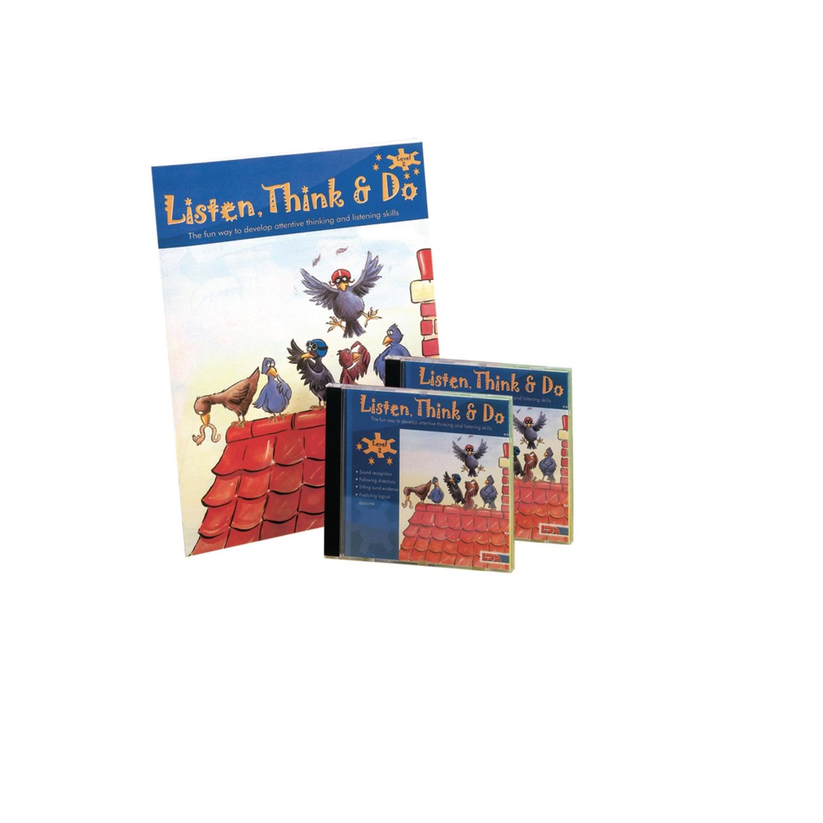 Listen, Think & Do 2 - Level 2 - Age 7-9