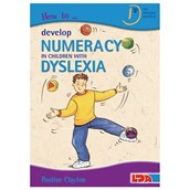 How to Develop Numeracy in Children with Dyslexia Book