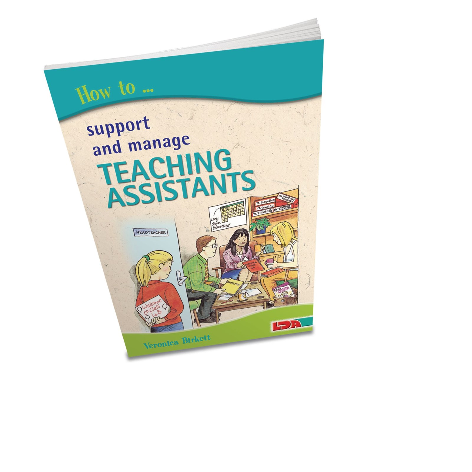 How to Support and Manage Teaching Assistants Book