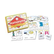 Homonyms Puzzle Game