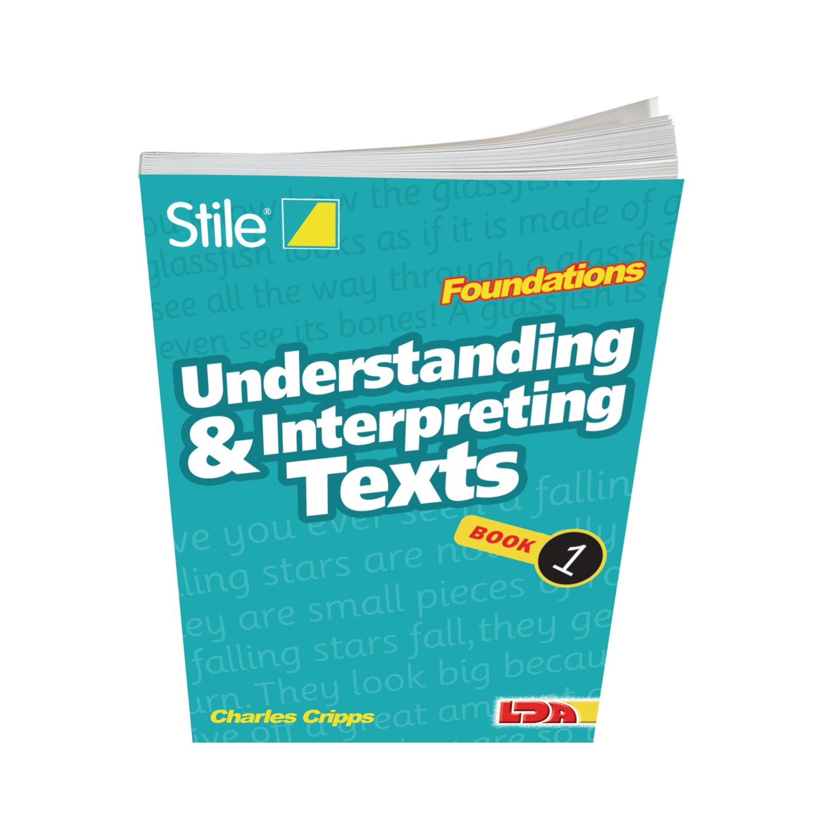 Stile Understanding and Interpreting Texts Foundations - Multipack