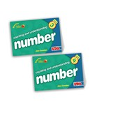 Stile Maths Counting and Numbers Book 3