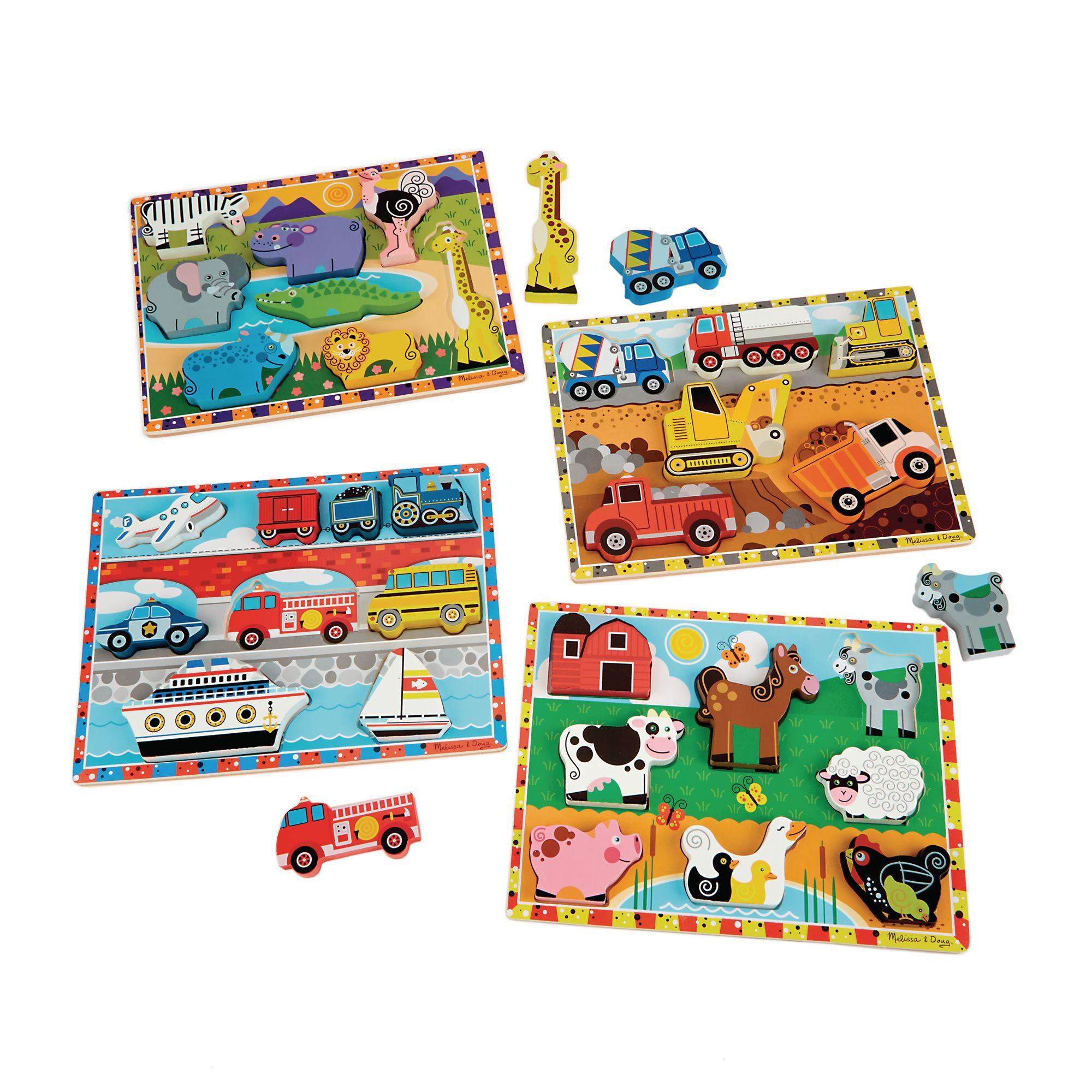 Chunky Puzzles Hope Education