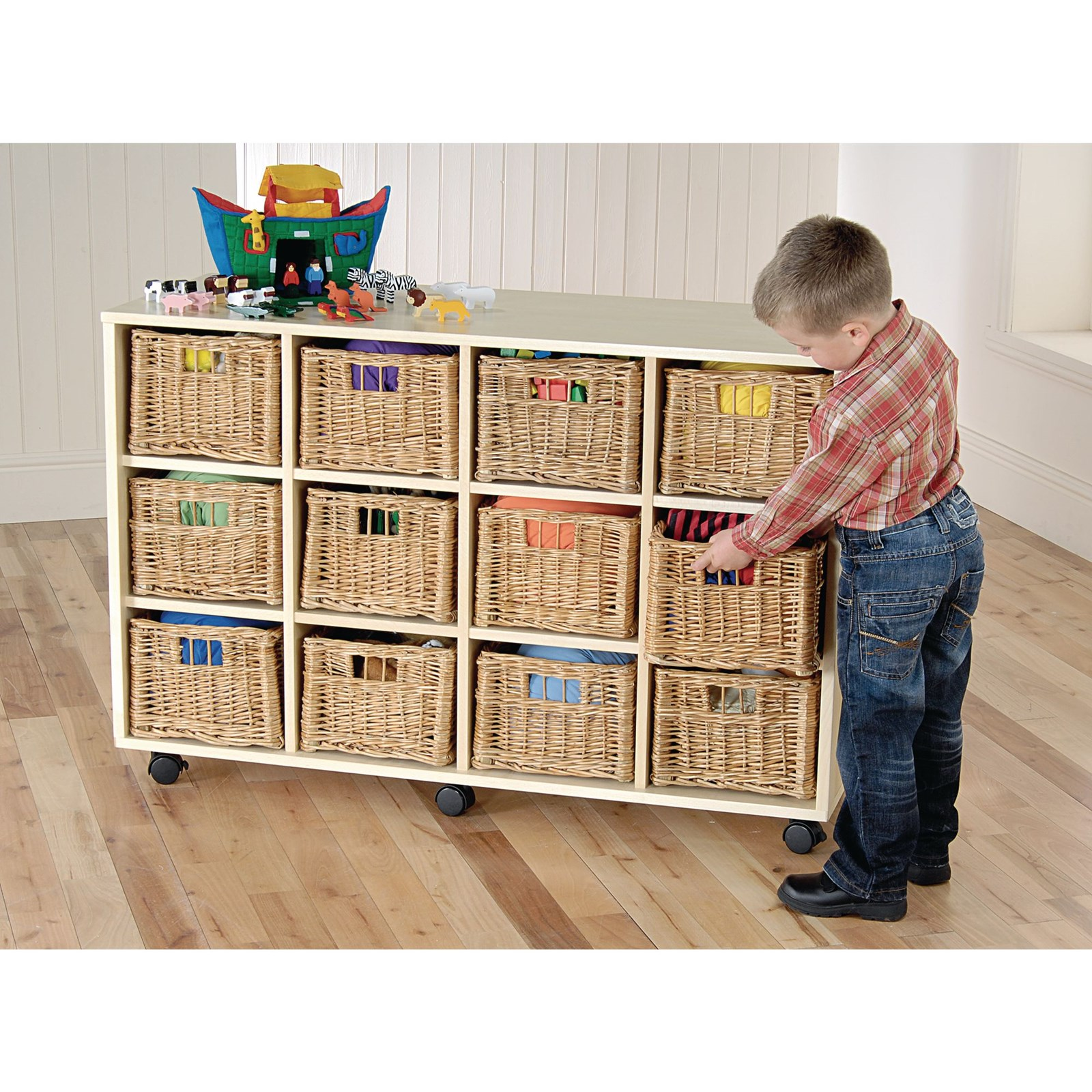 12 Tray Unit - Mobile