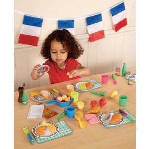 Multicultural Food - French