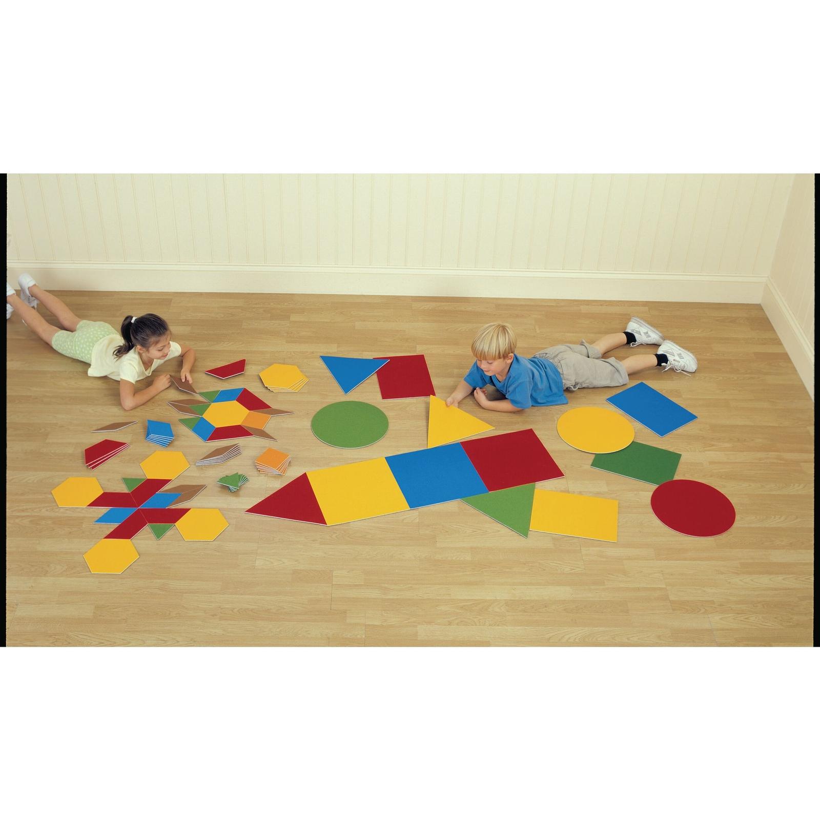 Floor Basic Shapes - Pack 16