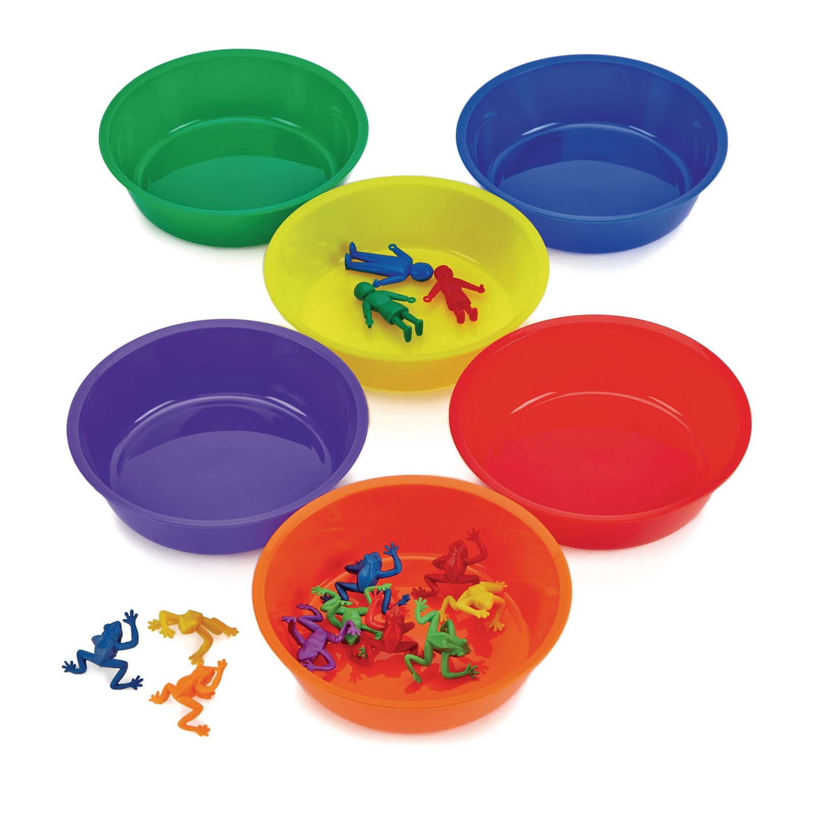 Sorting Bowls Pack 6