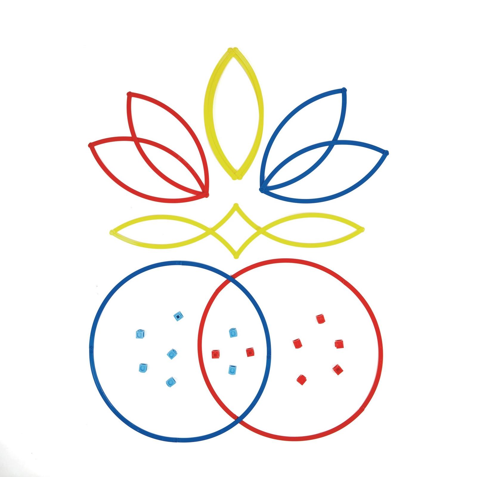 Sorting Rings Pack 6 Hope Education 3 Circle Venn Diagram Logic