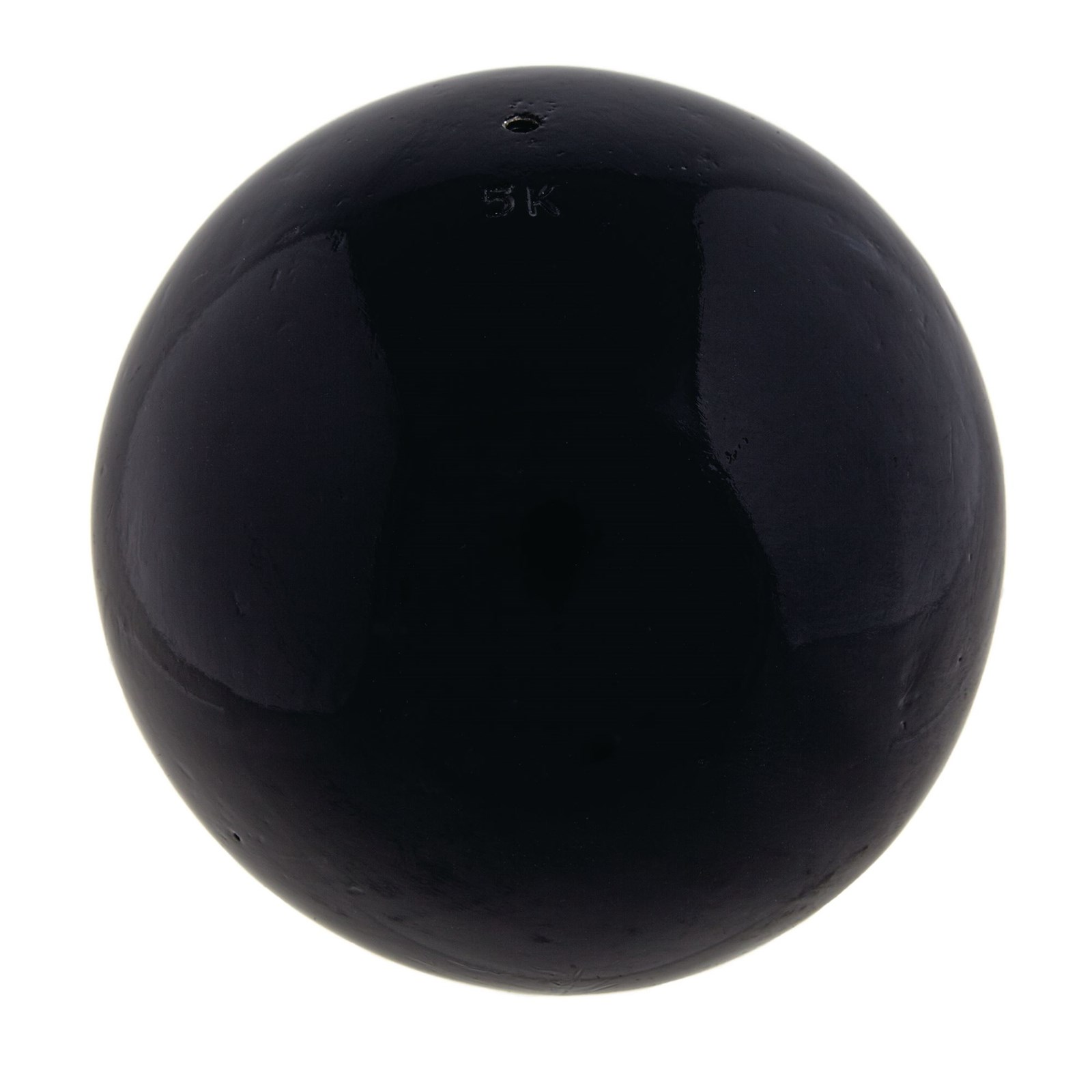 Vinex Cast Iron Shot Put - 5kg - Black