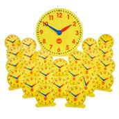 Teacher and Pupil Clock Pack