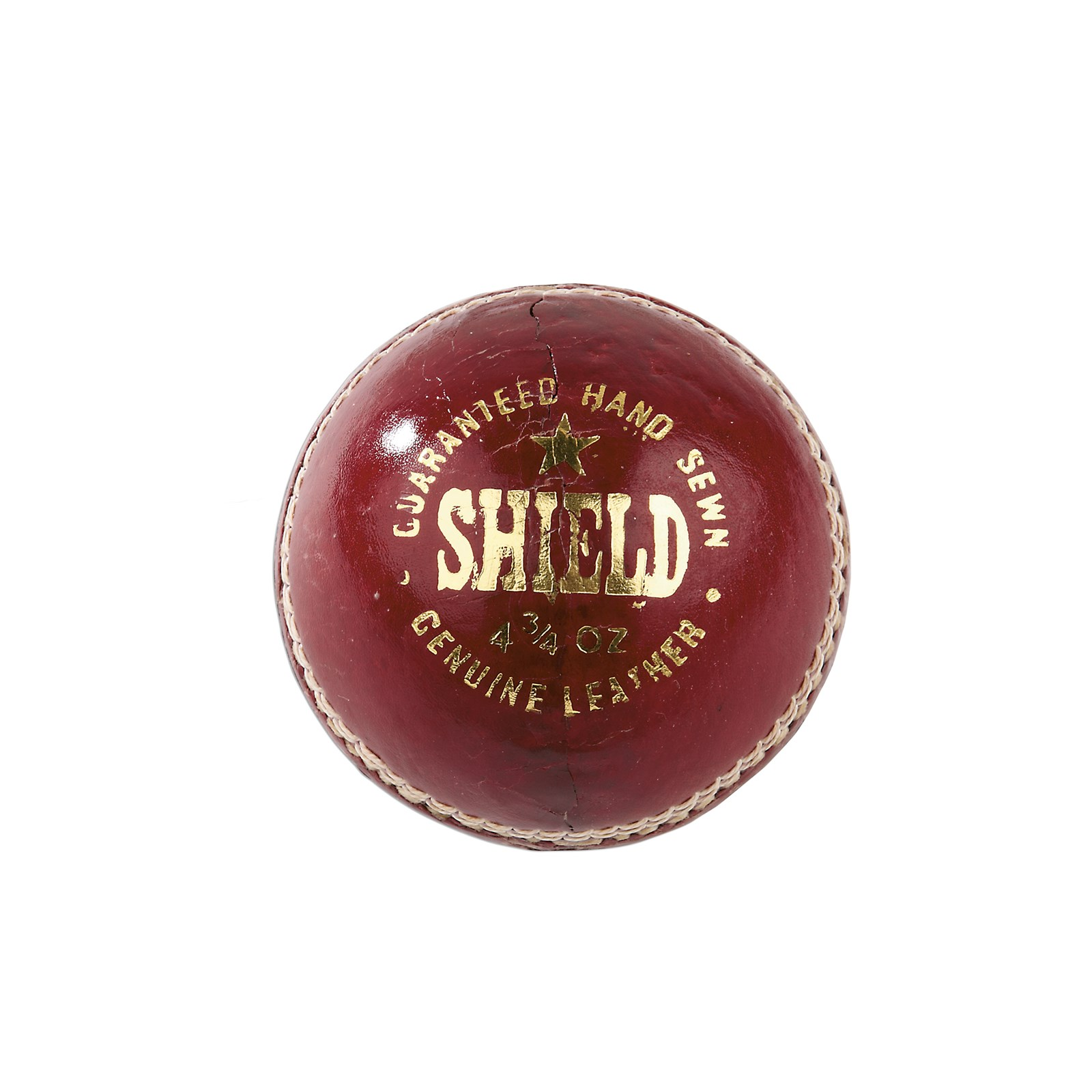 Shield Cricket Ball - 5.5oz