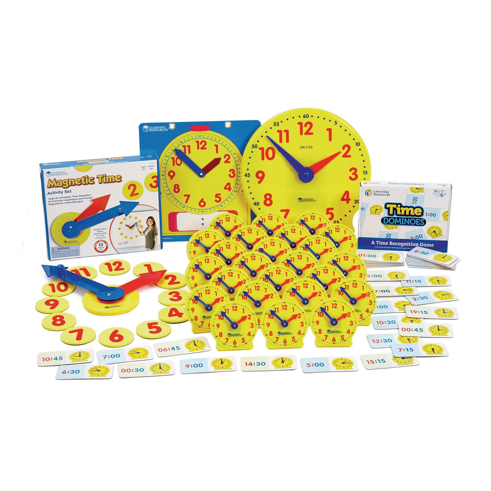 Front Of Class Clock Kit