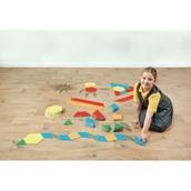 Floor Tessellating Shapes - Set 120