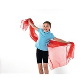 Large Dance Scarves - Pack of 10
