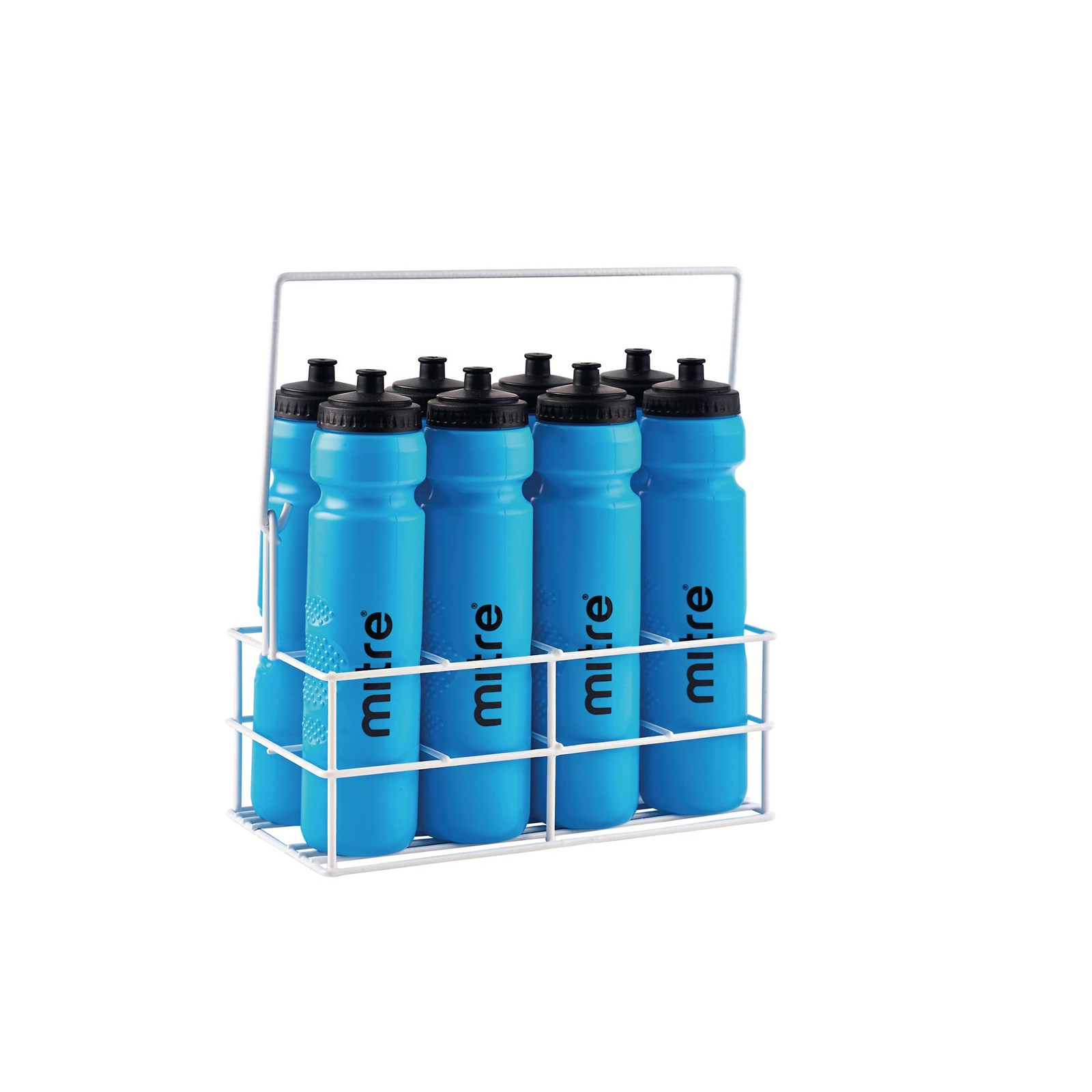 Water Bottle Set: Mitre Water Bottle Set - Pack Of 8