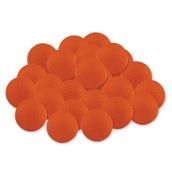 Supersafe Foam Balls - Red - Pack 25