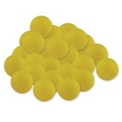 Supersafe Foam Balls - Yellow - Pack 25