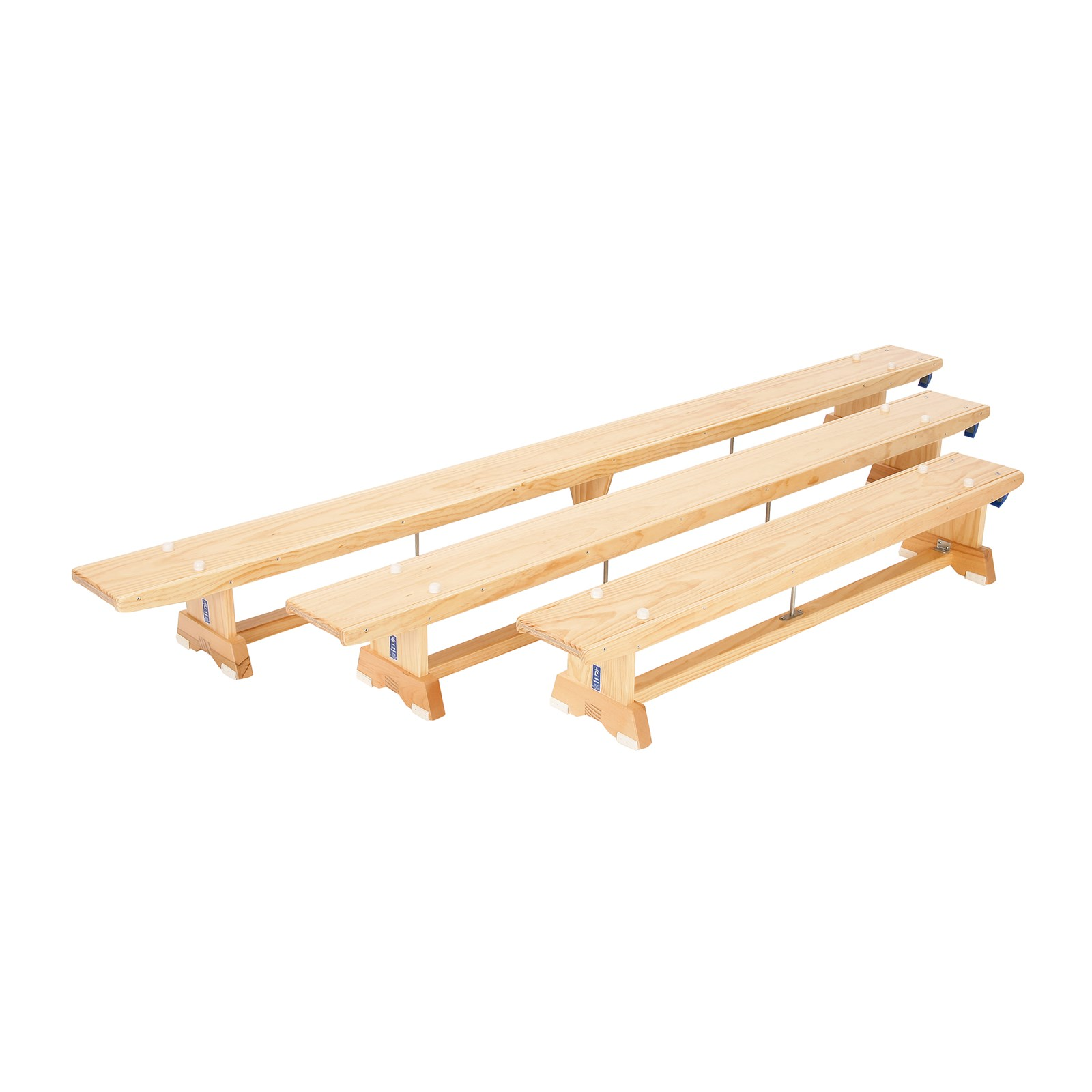 Balance Bench - 2.70m - Hooks One End