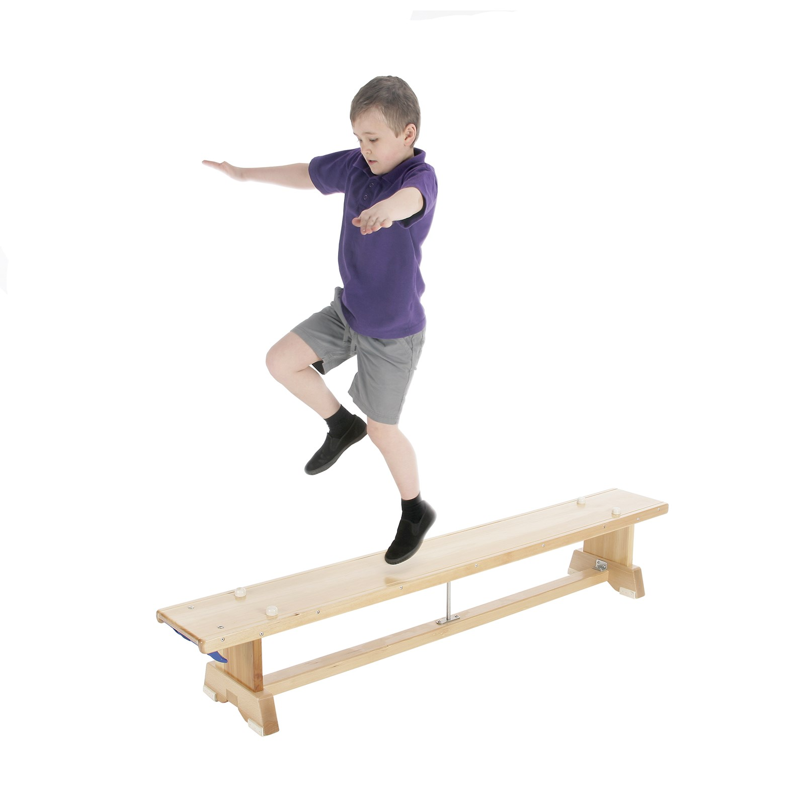 Balance Bench - 1.83m - Hooks One End