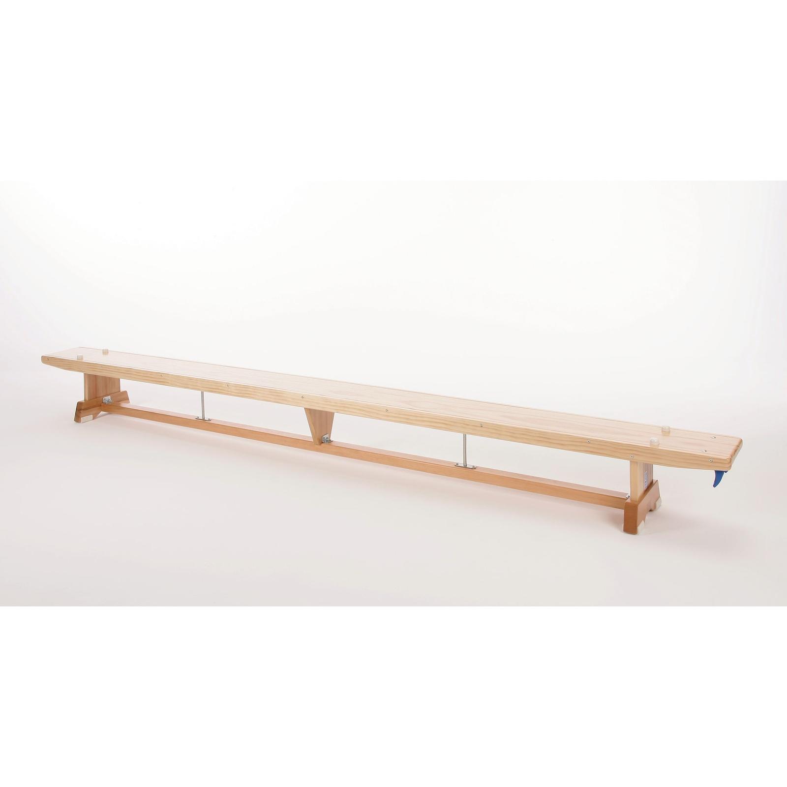 Balance Bench - 2.7m - Hooks Both Ends