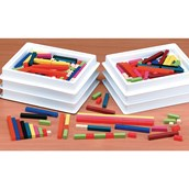 Cuisenaire® Rods 10mm Pack