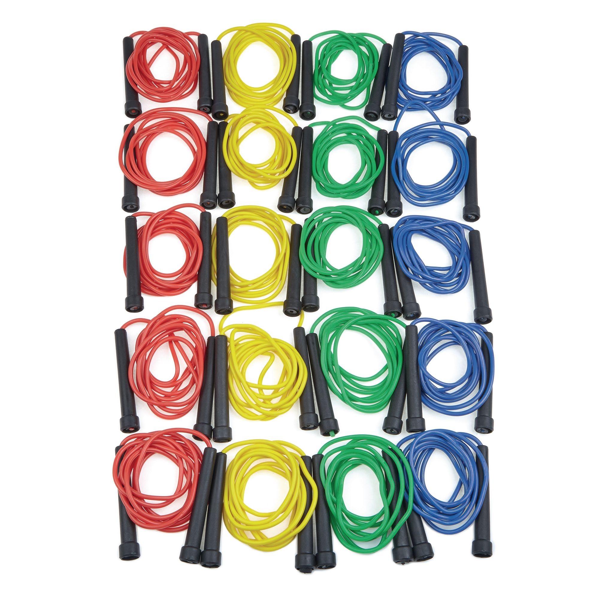 Plastic Skipping Rope Pk 20