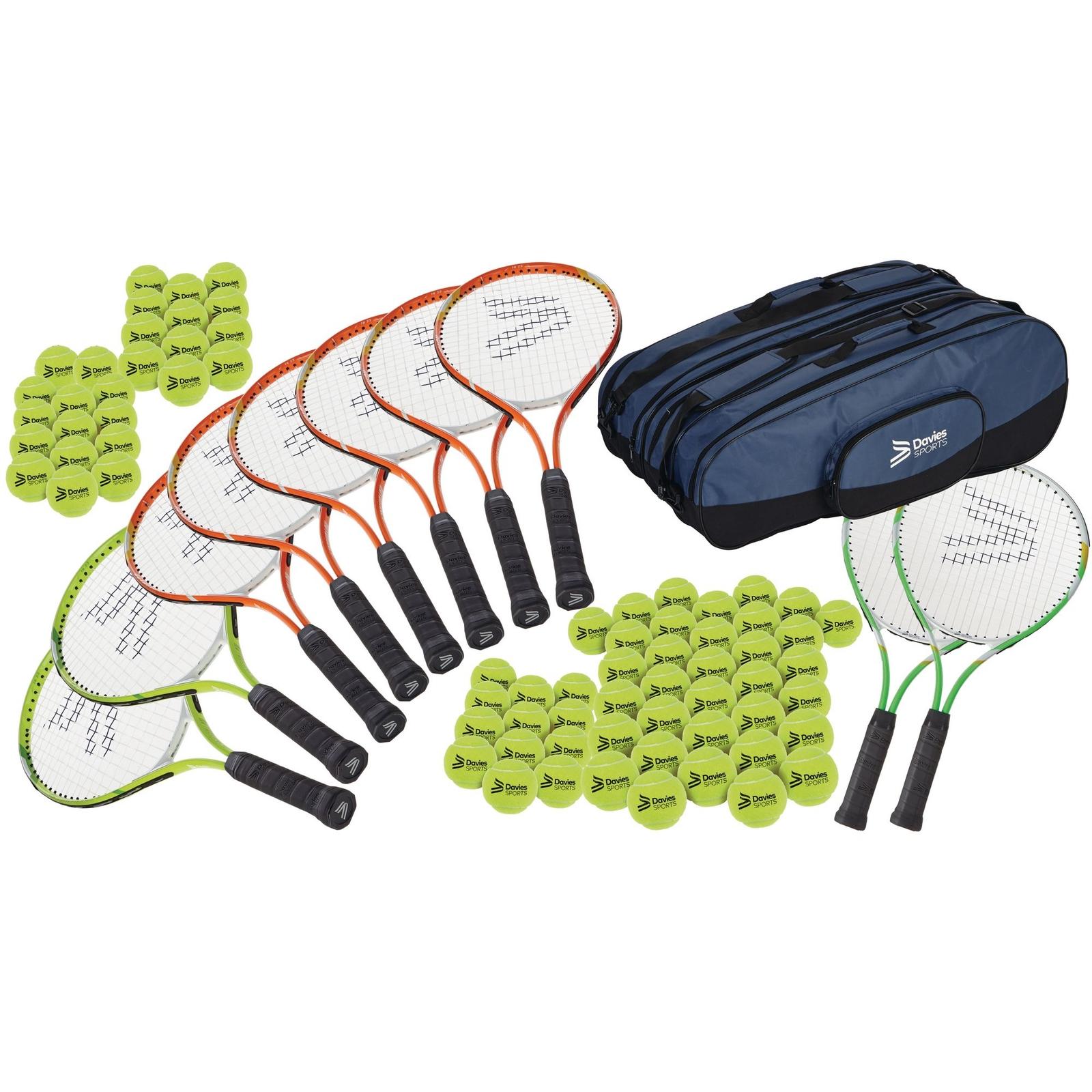 Davies Sports Tennis Coaching Pack