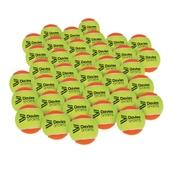 Davies Mini Tennis Ball Orange Stage