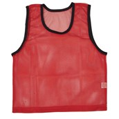 dsx Mesh Training Vest, Medium - Red