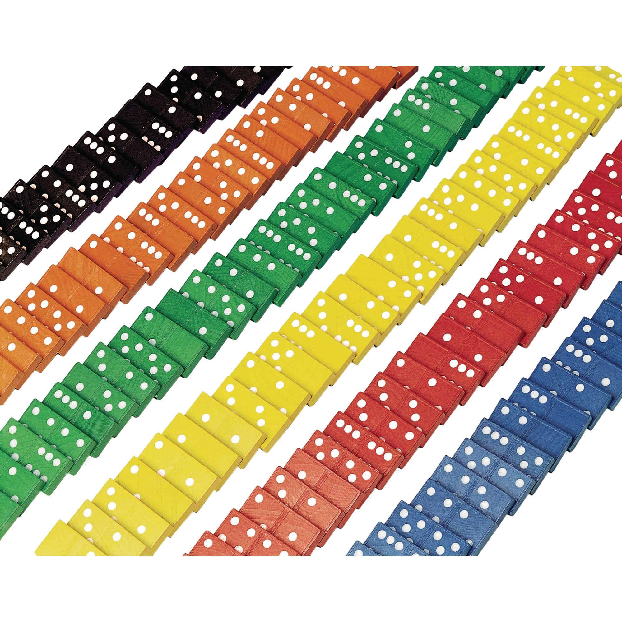 Coloured Dominoes