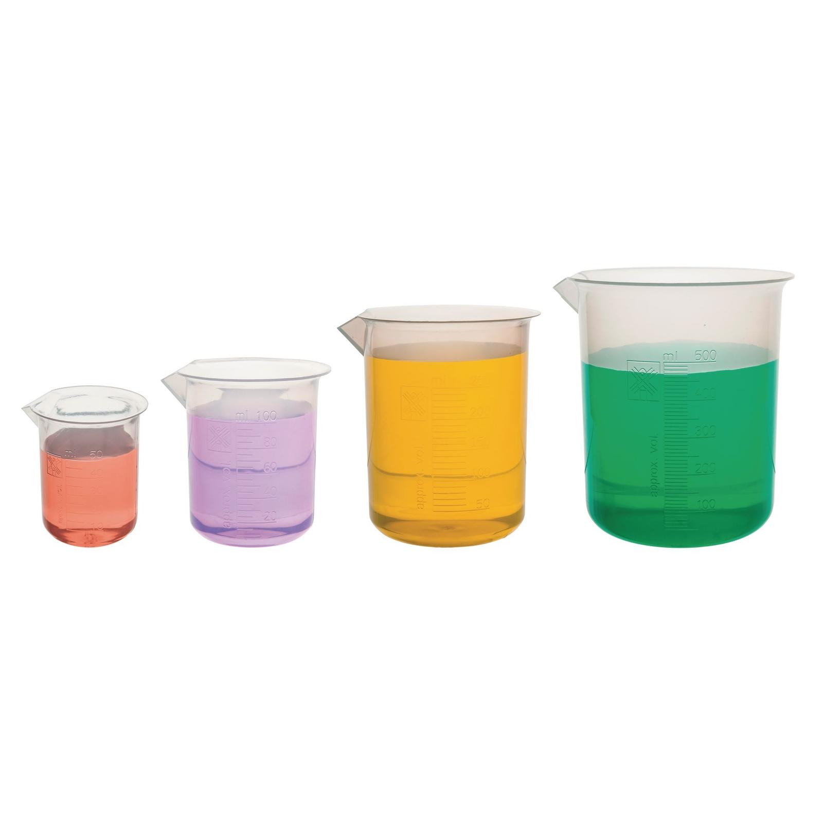 Polypropylene Beakers