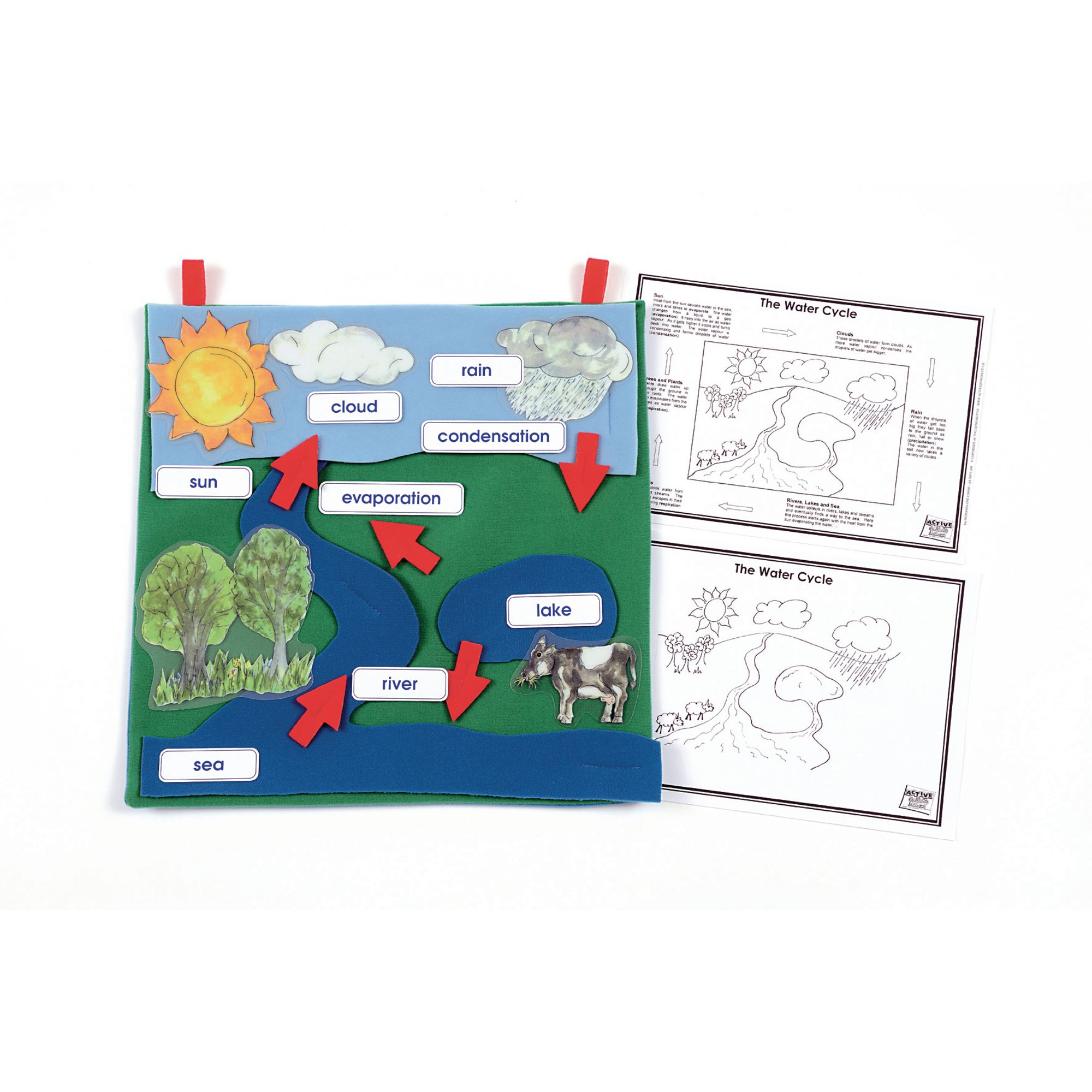 Water cycle pack english version gls educational supplies